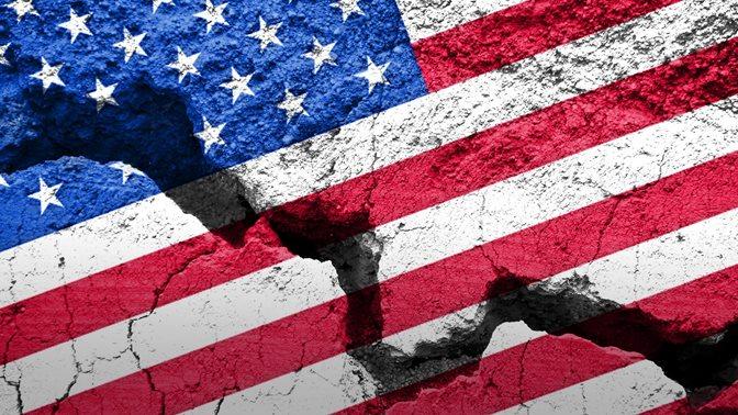 Zerrissene Nation USA